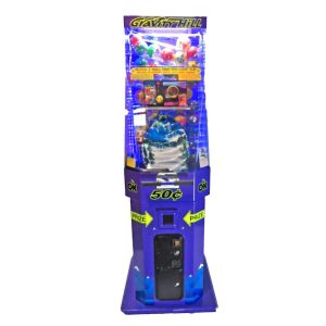 Gravity Hill Game Vending | moneymachines.com Machine