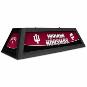 Indiana Hoosiers Spirit Game Table Lamp | moneymachines.com