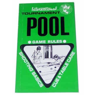 International Pool Rules Book | moneymachines.com
