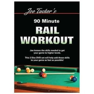 Joe Tucker's 90 Minute Rail Workout DVD | moneymachines.com