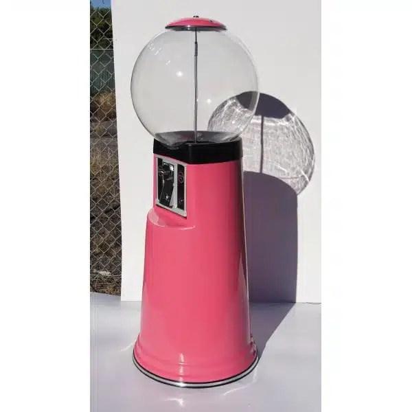 Jr. Giant Gumball Vending Machine Pink | moneymachines.com