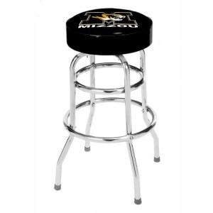 Mizzou Tigers College Logo Double Rung Bar Stool | moneymachines.com