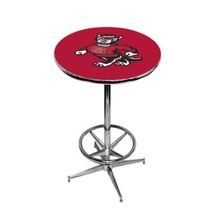North Carolina State Wolfpack College Logo Pub Table | moneymachines.com