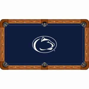 Penn State Nittany Lions Billiard Table Cloth | moneymachines.com