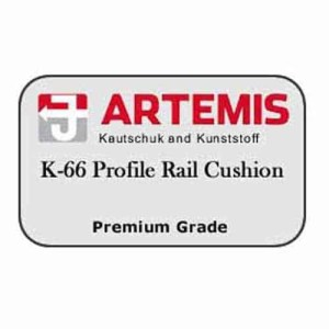 Replacement Artemis K-66 Cushions | Replacement Artemis K-66 Cushions