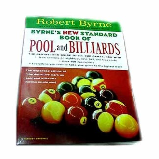 Robert Byrne's New Standard Book of Pool and Billiards | moneymachines.com