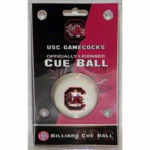 South Carolina Gamecocks Billiard Cue Ball | moneymachines.com