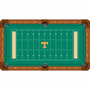 Tennessee Billiard Table Cloth | moneymachines.com