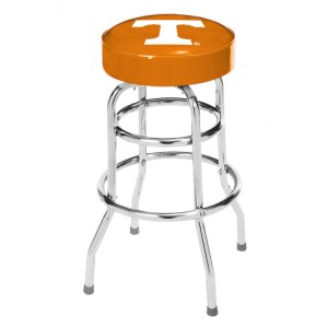 Tennessee Volunteers College Logo Double Rung Bar Stool | moneymachines.com