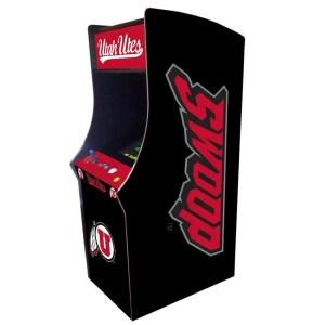 Utah Utes Arcade Multi-Game Machine | moneymachines.com
