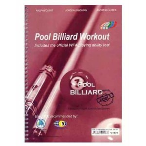 WPA Pool Billiard Workout Book - Volume 3 | moneymachines.com