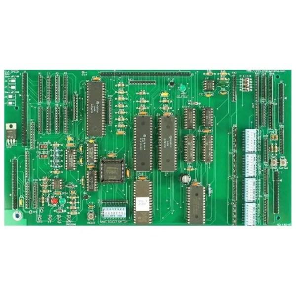 Bally / Stern Ultimate Pinball Machine MPU Board & Test Card Combo | moneymachines.com