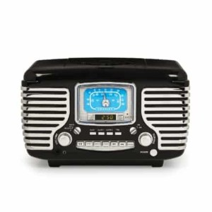 Corsair Radio with Bluetooth - Black - CR612D-BK | moneymachines.com