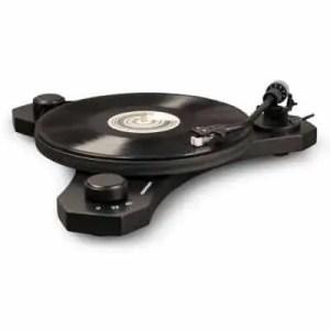 Crosley C3 Turntable - Black   moneymachines.com