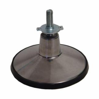 6 Inch Cast Aluminum Game Table Leg Leveler | moneymachines.com