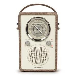 Mockingbird AM/FM Radio With Bluetooth - Havana | moneymachines.com