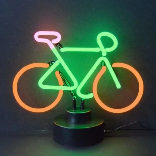 BICYCLE NEON SCULPTURE – 4BICYC   moneymachines.com