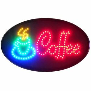COFFEE LED SIGN – 5COFLED | moneymachines.com