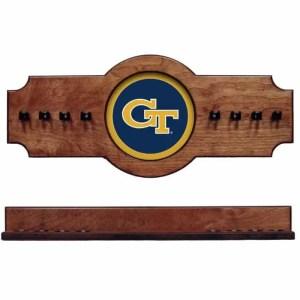 Georgia Tech 2-Piece Cue Rack | Moneymachines.com
