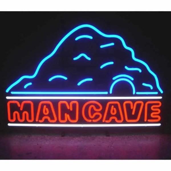 MANCAVE NEON SIGN – 5MANCA | moneymachines.com