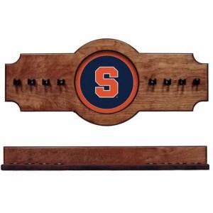 Syracuse 2-Piece Cue Rack Pecan | Moneymachines.com