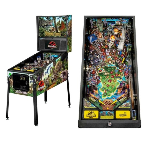 Stern Jurassic Park Pro Pinball Game Machine | moneymachines.com