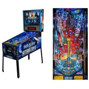 Stern Star Trek Vault Pro Pinball Game Machine | moneymachines.com