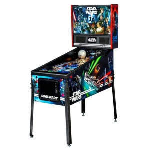 Stern STAR WARS Home Edition Pinball Game Machine | moneymachines.com
