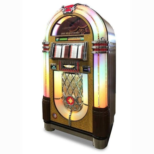 Rockola Bubbler 45 RPM Jukebox | moneymachines.com
