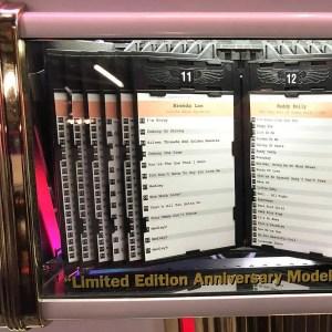 Rockola Elvis Jukebox CD Labels | moneymachines.com