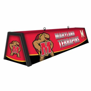 "Maryland Terrapins College 44"" Victory Game Table Lamp 