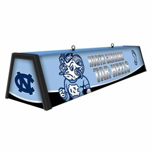 "North Carolina Tar Heels College 44"" Victory Game Table Lamp 