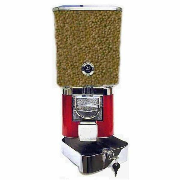 Deluxe Animal Feed 25 Cent Vending Machine | moneymachines.com