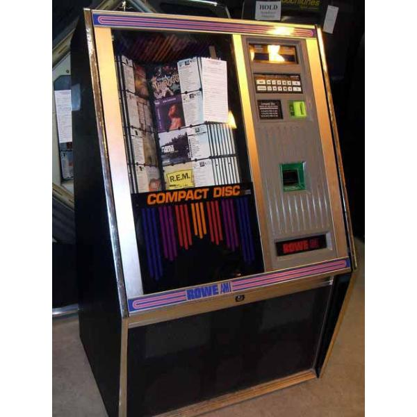 Rowe CD MM1 Jukebox | moneymachines.com