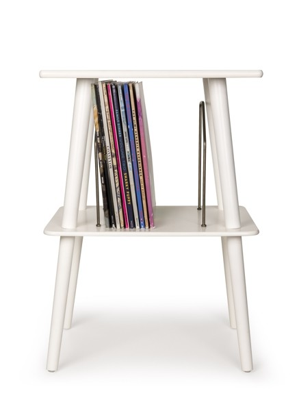 Crosley Manchester Entertainment Center Stand - White | moneymachines.com