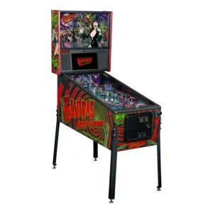 Elvira's House of Horrors Premium Pinball Machine
