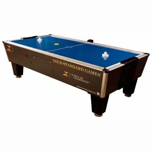 Gold Standard Games 7' Tournament Pro Air Hockey Table | moneymachines.com