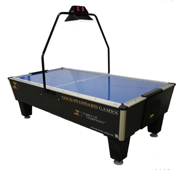 Gold Standard Games Tournament Pro Plus Air Hockey Table | moneymachines.com