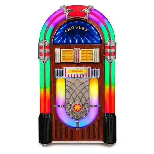 Crosley CR1215A-WA Jukebox | moneymachines.com