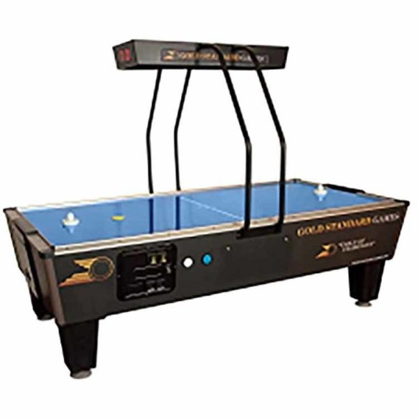 Gold Standard Games Classic Elite Coin Op Air Hockey Table | moneymachines.com