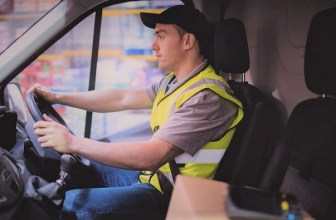 Drive for money: the four-wheel courier