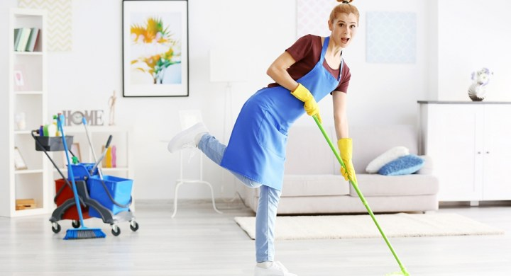 Clean your home to increase the sale value