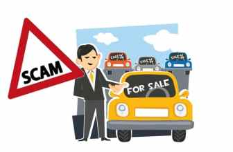 car selling scam