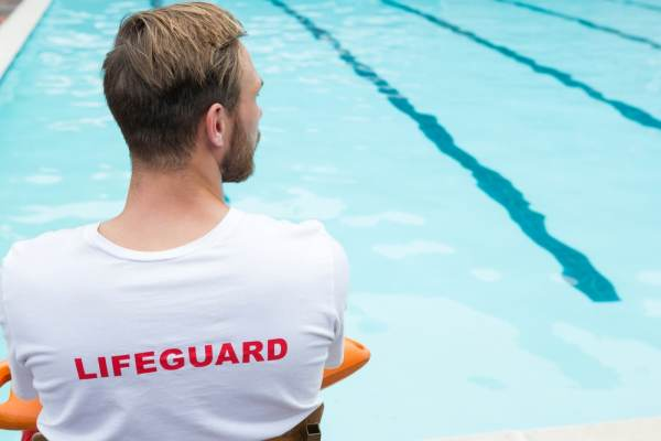 Poolside Lifeguard