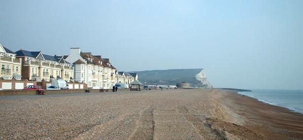 british seaside