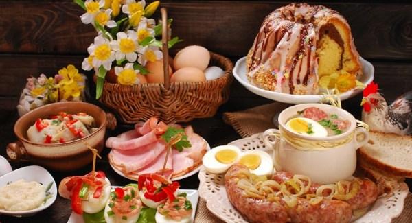 Easter food