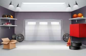 Make money investing in garages