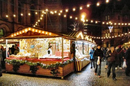 Christmas Market midlands