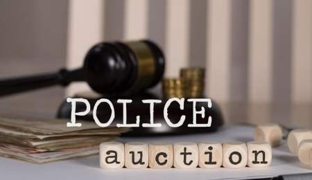 Make money from police auctions in 4 easy steps