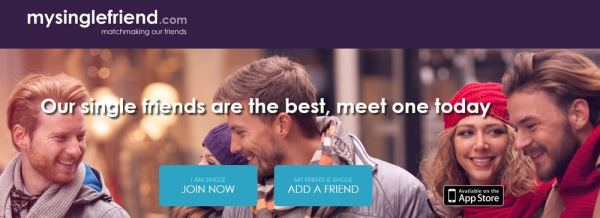 MySingleFriend.com Banner